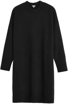 Cuyana Wool Yak Sweater Dress