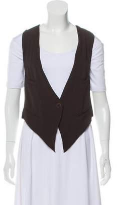 Isabel Marant Asymmetrical Lightweight Vest