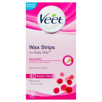 Veet Cold Wax Strips 40 pack