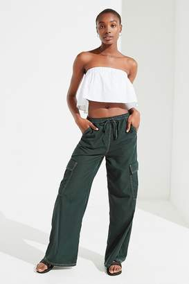 Urban Outfitters Utility Cargo Puddle Pant