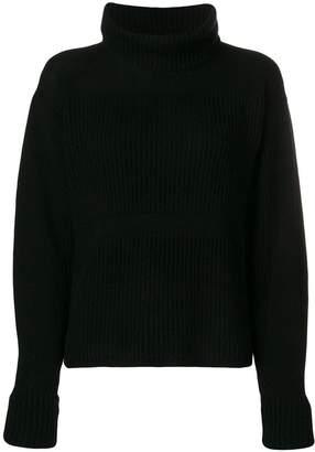 Andrea Ya'aqov knitted turtle neck jumper