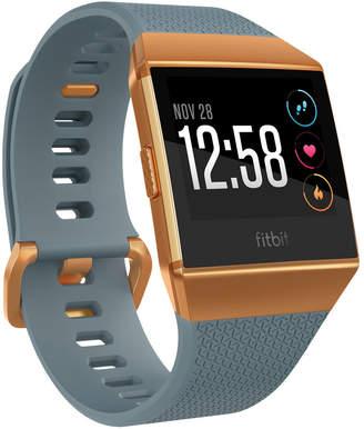 Fitbit Ionic Smart Fitness Watch - Slate Blue / Burnt Orange