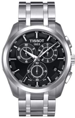 Tissot Couturier Chronograph Bracelet Watch, 41mm