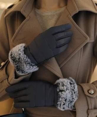 クリックアンドファニー CLICK&FUNNY(クリックアンドファニー)裏ボアペディング手袋-【b1】