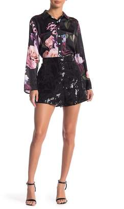 Show Me Your Mumu Simone Sequin Shorts