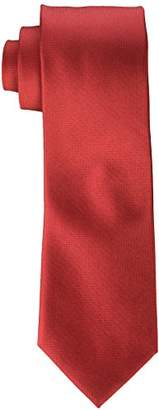 Calvin Klein Men's Spun Solid Tie