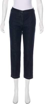 Dolce & Gabbana Mid-Rise Crop Jeans