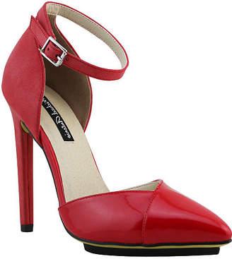 Michael Antonio Laila-Pat Womens Heeled Sandals
