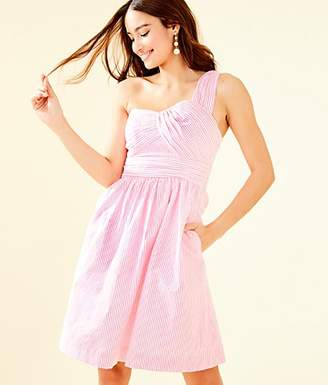 ae4a6ebe172003 Lilly Pulitzer One Shoulder Dresses - ShopStyle