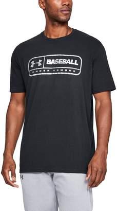 Under Armour Men's UA LockerTag Short Sleeve Shirt