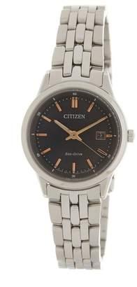 Citizen Women's Eco-Drive Analog Quartz Bracelet Watch, 28mm