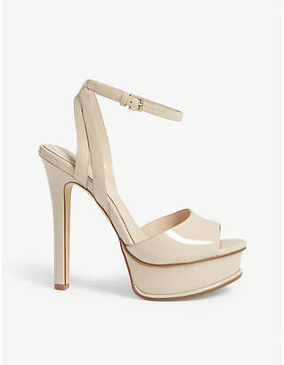 Aldo Eowelassa high ankle strap sandals
