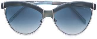 Emilio Pucci oversized sunglasses