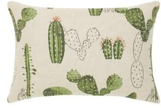 Elaine Smith Cacti Indoor/Outdoor Accent Pillow