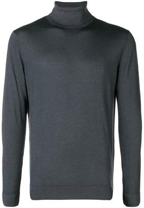 Altea fine knit turtleneck sweater