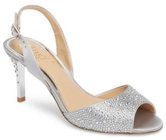 Badgley Mischka Tanner Slingback Sandal (Women)
