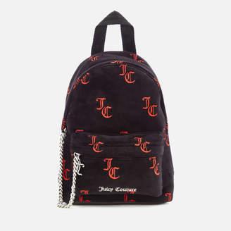 Juicy Couture Women's Delta Mini Backpack - Black