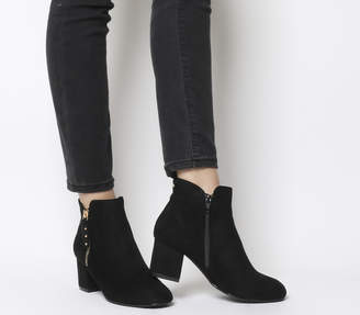 Office Alicia Side Zip Boots