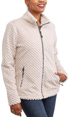 Iceburg Women's Como Full Zip Fleece