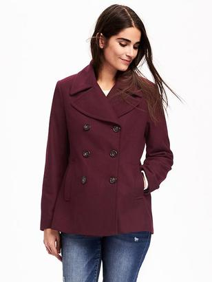 Wool-Blend Peacoat for Women $59.94 thestylecure.com
