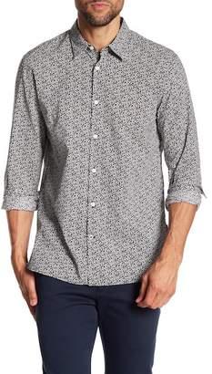 John Varvatos Collection Mayfield Printed Regular Fit Shirt
