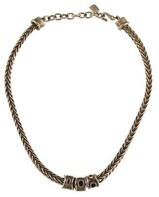 Givenchy Thick Chain Necklace