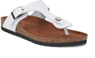 Sonoma Goods For Life SONOMA Goods for Life Blending Women's Footbed Sandals