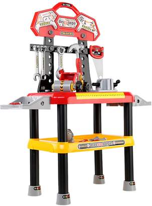 Big Fun Club Kinta Kids' Workbench Play Set