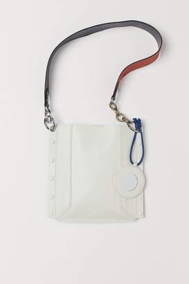 H&M Leather Shoulder Bag - White