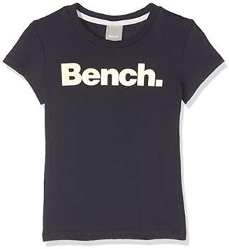 Bench Girl's New Corp Tee T-Shirt,(Manufacturer Size: 3-4)