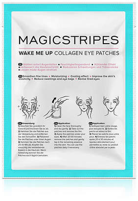 MagicStripes Women's Wake Me Up Collagen Eye Patches