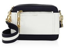 MICHAEL Michael Kors Michael Kors Collection Julie Small Colorblock Leather Camera Bag