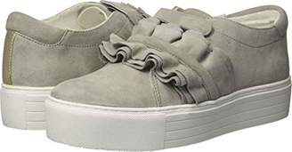 Kenneth Cole New York Women's Ashlee Platform Sneaker Ruffle Detail