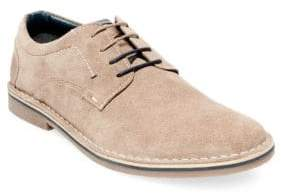 Steve Madden Hatrick Casual Suede Derby Shoes