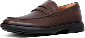 FitFlop Irving Leather Loafers