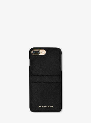 Michael Kors Saffiano Leather Phone Case For Iphone7/8 Plus