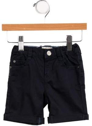 Giorgio Armani Baby Boys' Five-Pocket Cuffed Shorts