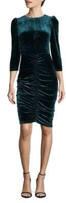 Diane von Furstenberg Bruna Velvet Dress