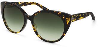Barton Perreira Kuuipo Butterfly Gradient Sunglasses