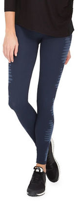 Spanx Striped Seamless Leggings $68 thestylecure.com