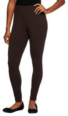 Women With Control Women with Control Tall Fit Pull-On Knit Leggings