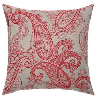 Polished Paisley Indoor/Outdoor Accent Pillow