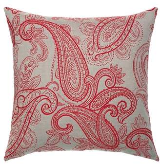 Elaine Smith Polished Paisley Indoor/Outdoor Accent Pillow
