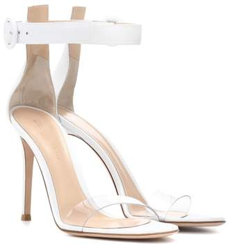 Gianvito Rossi Leather sandals