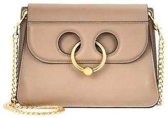 J.W.Anderson Pierce Mini leather crossbody bag
