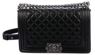 Chanel 2017 Medium Boy Bag
