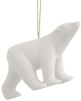 GLUCKSTEINHOME Ceramic Bear Ornament