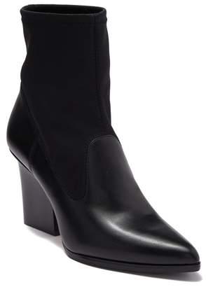 Donald J Pliner Vinca Pull-On Leather Boot