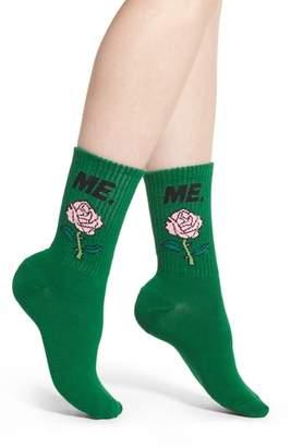 Melody Ehsani ME Rose Socks