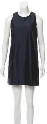 Burberry Iridescent Shift Dress